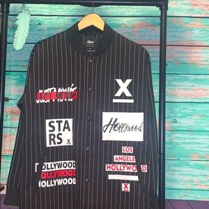 Daynight X Change Snap Button Up